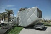 CHIP House: casa super aislada en el Solar Decathlon 2011