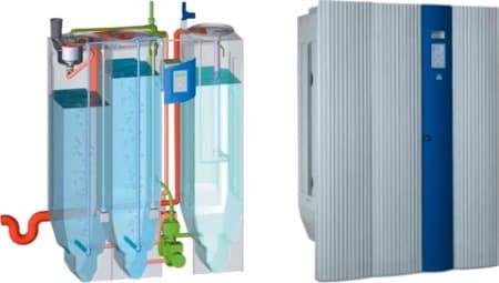 reciclado de agua en casa