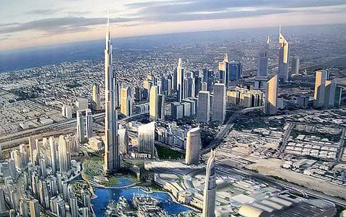 Burj Dubai: el coloso de hormigón
