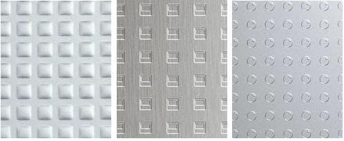 laminado decorativo en aluminio