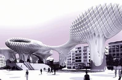 Sevilla: Metropol Parasol