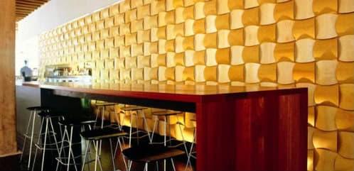Wovin Wall: decorar en 3 dimensiones
