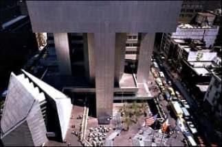 disposicion pilares torre citicorp