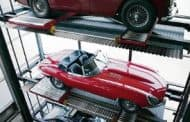 Parking robotizado con sistema LTW