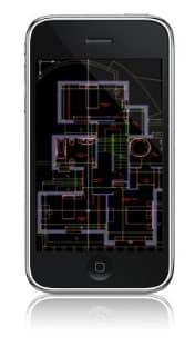 iphone-autocad