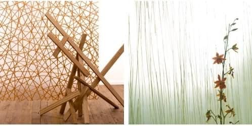 Serie Organics de paneles Varia Ecoresin