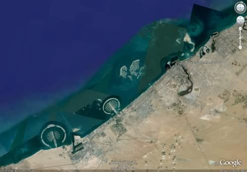 Islas_artificiales_Dubai