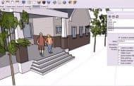 Tutorial sobre escenas en Sketchup