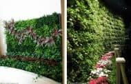 Muro vegetal con TerraScreen