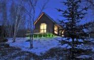 BrightBuilt Barn: arquitectura sostenible prefabricada de código abierto