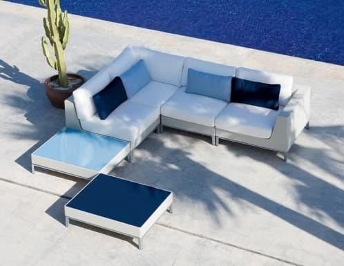 Colecci n manhattan de muebles de jard n y patio exterior - Muebles de jardin modernos ...