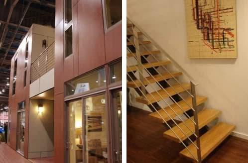 Casa prefabricada por dentro: LivingHomes