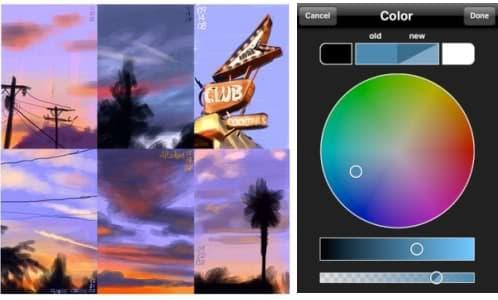 Pintando con el iPhone
