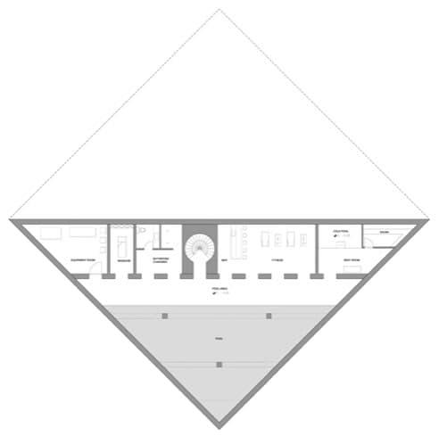 plano sotano casa en ordos100