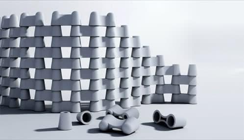bloques prefabricados para hacer vallas