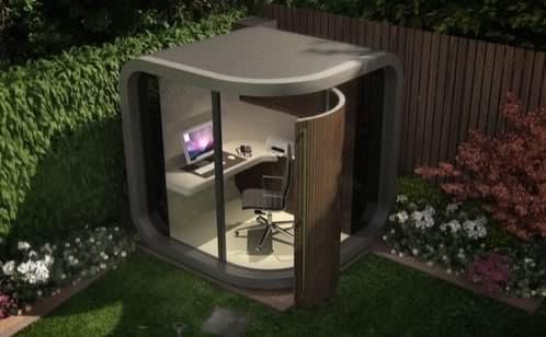 modulo prefabricado officepod