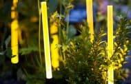Luces solares de IKEA para el jardín