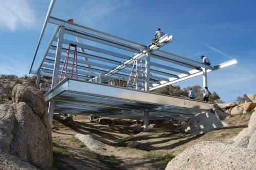 Casa prefabricada de estructura acero montada en 5 d as - Casas prefabricadas de acero ...