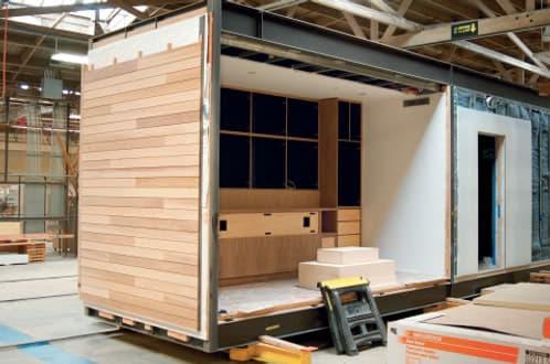 Las casas prefabricadas modulares de marmol radziner - Casas prefabricadas modulos ...