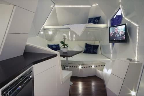caravana moderna diseño exclusivo
