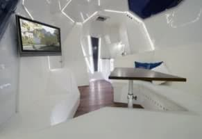 interior caravan exclusiva