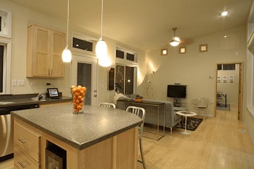 espacio principal interior de la casa