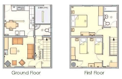 planos-casa-adosada