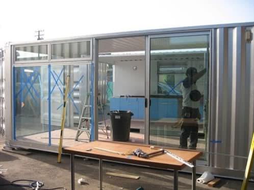 Casas prefabricadas ecol gicas con contenedores ic green - Contenedores maritimos para vivienda ...