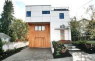 Green Cubed: Moderna Casa Ecológica