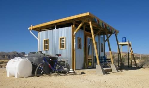 casa sostenible autosuficiente