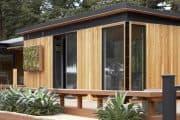 Moderna construcción prefabricada