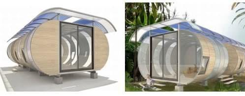 casa prefabricada modular desenchufada