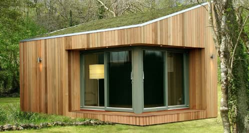 Casetas ecol gicas prefabricadas de madera roomworks for Casetas de huerto