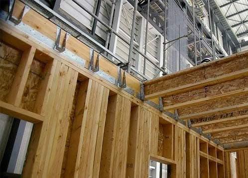 forjado-edificio-madera sismo resistente