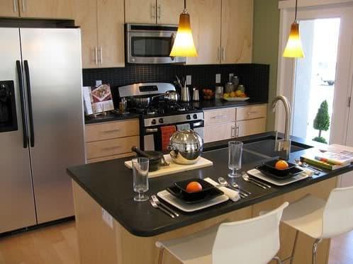 Solaris estilo a modernas y econ micas casas verdes - Vajillas modernas y economicas carrefour ...
