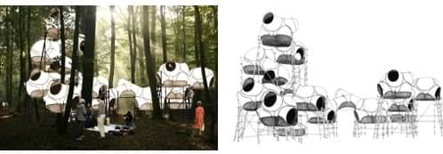 hotel-movil-arquitectura de acampada