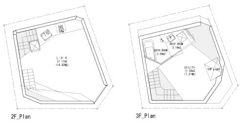 planos planta primera y segunda
