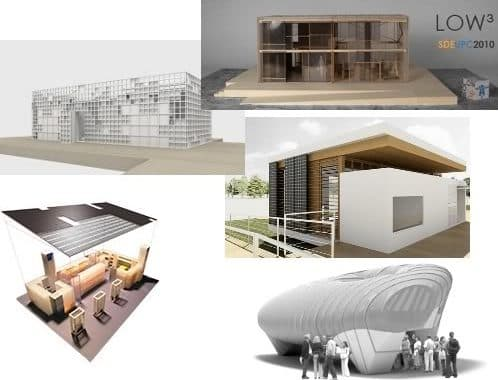 Ideas para el Solar Decathlon 2010 (Madrid)