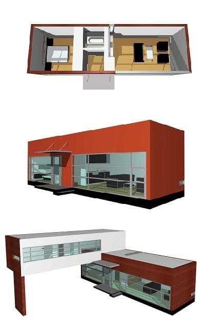posibilidades del sistema prefabricado modular