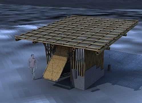 refugio-sketchup-bambu-3