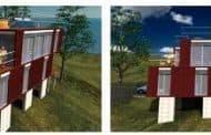 Construir con contenedores en Nicaragua