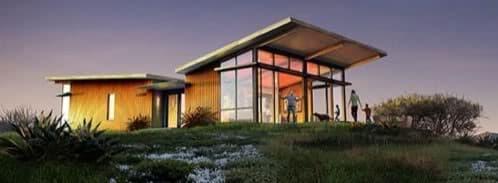 Casas prefabricadas ecol gicas de stillwater mini - Mini casas prefabricadas ...
