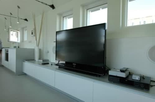 sala de estar tv