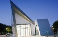 La Villa prefabricada de Libeskind ya terminada