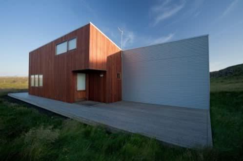 casas prefabricadas de madera y aluminio