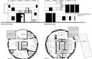 Reconvertir silos en casas