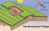 Greenward: La cubierta es un colector solar