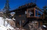 Refugio de montaña Los Canteros