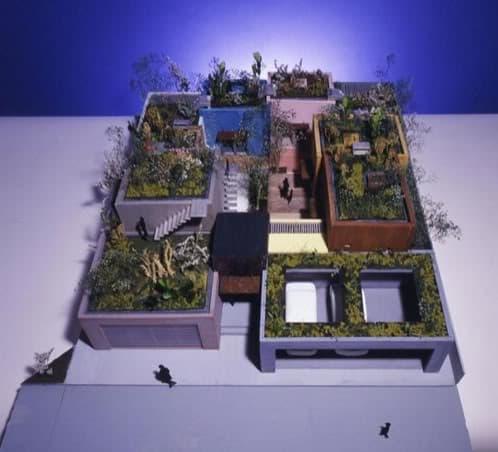 casa-cubierta-vegetal-maqueta