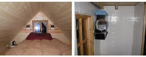 Construcci n de una mini casa de madera - Casas moviles madera ...